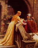 God Speed, c.1900 Posters por Edmund Blair Leighton