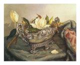 Silver Elegance Prints by J.R. Insaurralde