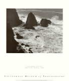 Pacific Vista Posters by Ansel Adams