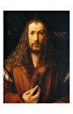 Self Portrait Giclée-Druck von Albrecht Dürer