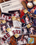 Boston Red Sox - Make History Composite - ©Photofile Photo