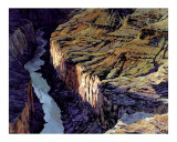 Grand Canyon Wall of Light Giclee Print by Rick Kersten