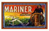 Mariner Salmon Giclee Print