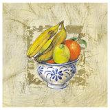 Coupe de fruits III Posters par A. Vega