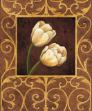 Ornamental Tulips Posters by Andres Gonzales