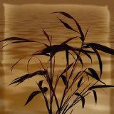 Bamboo Waves I Posters af Thomas Kalwa