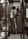 Subway Kiss Posters