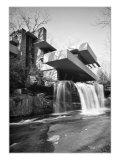 Frank Lloyd Wright, Falling Water Kunstdrucke