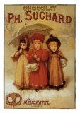 Chocolat Ph. Suchard Posters