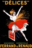 Ferrand and Renaud Plakater af Leonetto Cappiello