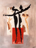 Zorba&#39;s Dance Prints by Alfred Gockel
