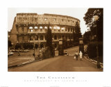 The Colosseum Prints by Jason Ellis