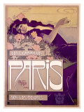 Cigarrillos Paris Giclee Print by Aleardo Villa