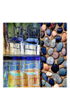 Stones Giclee Print by Scott Neste