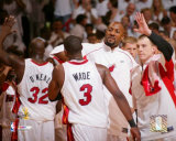 Miami Heat 2006 NBA Finals Photo