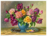 Rosen Prints by E. Kruger