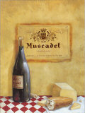 Muscadet Prints by David Marrocco