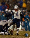 Adam Vinatieri - Snow Game 12/7/03 Photo