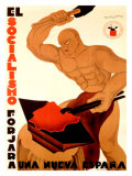 Socialisimo Giclee Print by Augusto Sezanne
