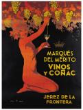 Marques Del Merito Posters par Llobert Ribas