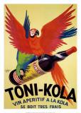Robys (Robert Wolff) - Toni-Kola - Art Print