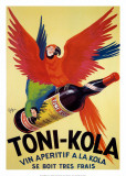 Toni-Kola Posters by Robys (Robert Wolff) 