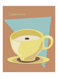 Cappuccino Giclee Print by  ATOM