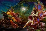 Rêve de dragon Affiches