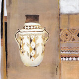 Ceramica Etnica I Prints by  Nassanne