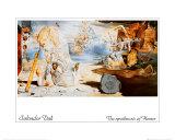L'Apothéose d'Homère Poster par Salvador Dalí