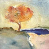 Tree II Art by Alfred Gockel