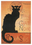 Tourn&#233;e du Chat Noir, c.1896 Prints by Th&#233;ophile Alexandre Steinlen
