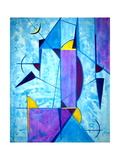 Balancing Act Giclee Print by Ruth Palmer Originals