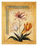 Flores Exoticas y Mapas I Posters by Javier Fuentes
