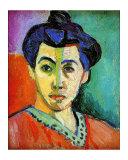 Madame Matisse Impression giclée par Henri Matisse