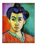 Madame Matisse Giclee-trykk av Henri Matisse