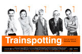 Trainspotting Juliste