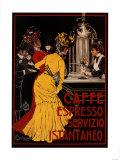 Espressokaffee Kunstdrucke