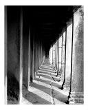 Halls of Angkor Wat Giclee Print by  Manta Vision