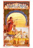 L'Hiver En Algerie Poster af E. Herzig