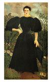 Portrait of a Woman Lámina giclée por Henri de Toulouse-Lautrec
