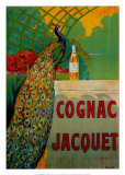 Cognac Jacquet Art by Camille Bouchet
