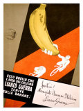 Bannana Giclee Print