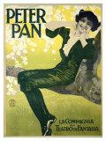 Peter Pan Giclee Print
