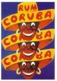 Rum Coruba Print