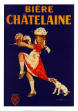 Biere Chatelaine Posters