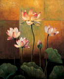 Lotus Art by Jill Deveraux