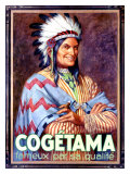 Cogetama Giclee Print