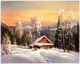 Siberian Winter Plakater af Helmut Glassl
