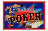Draw Poker Giclee Print